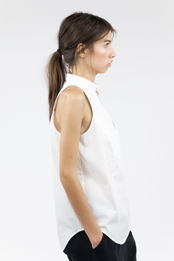 C/MEO Not This Time Shirt - White