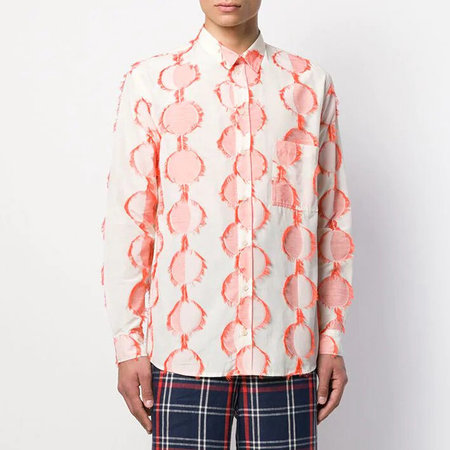 Henrik Vibskov Glue Shirt - Cream Moon
