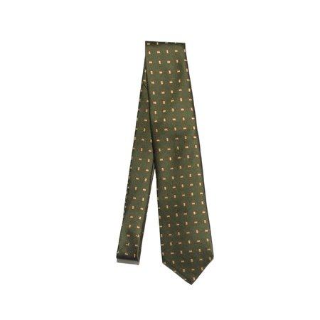 Freemans Sporting Club Freemans Necktie - Green