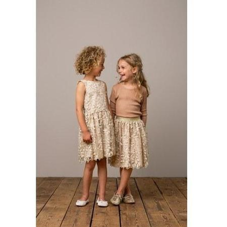 Kids marmar copenhagen dena dress - rose moon