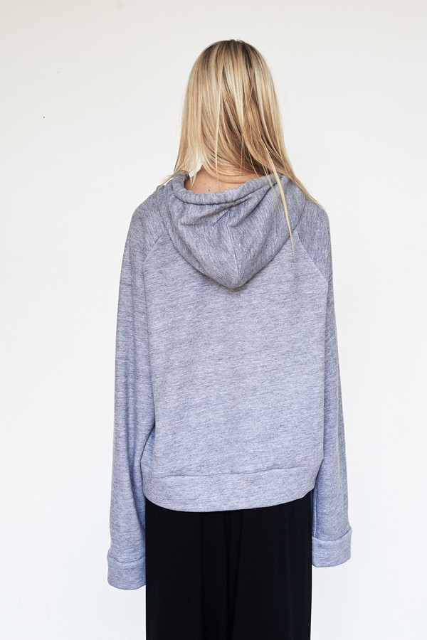 Assembly New York Brookings Oversized Hoodie- Women