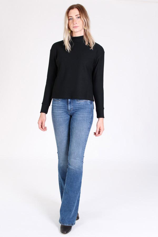 Obakki Cavan pullover in black