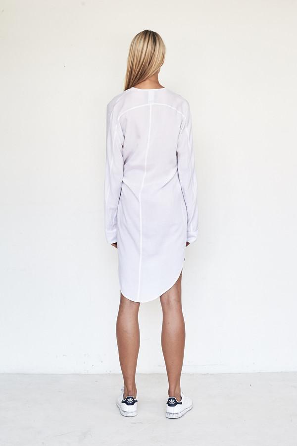Assembly New York Rayon Twist Dress