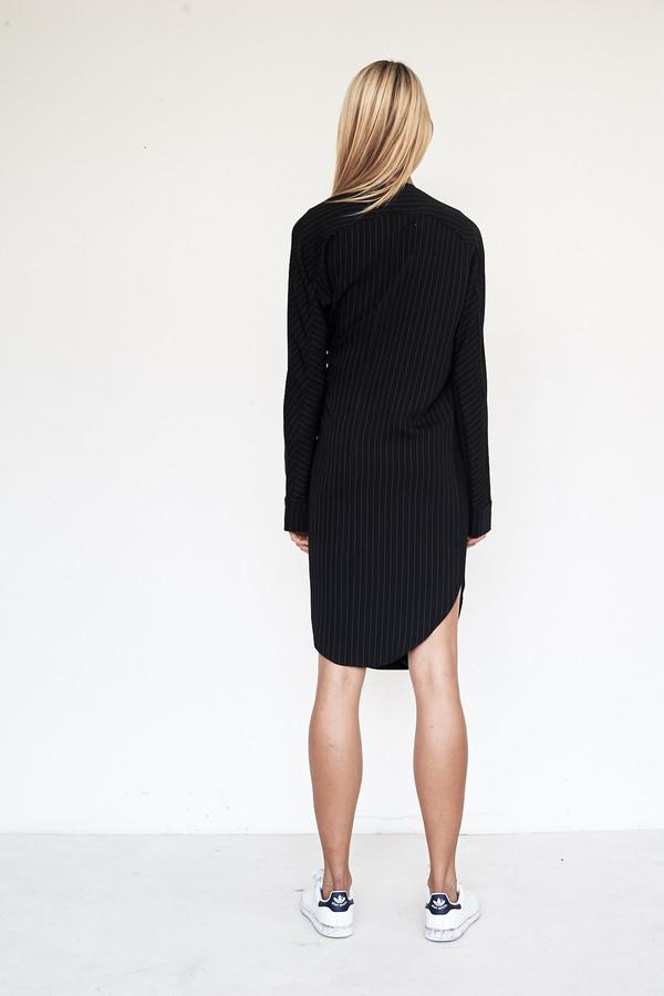 Assembly New York Stripe Twist Dress