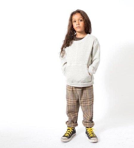 kids nico nico Tinley Pullover - Snow Heather