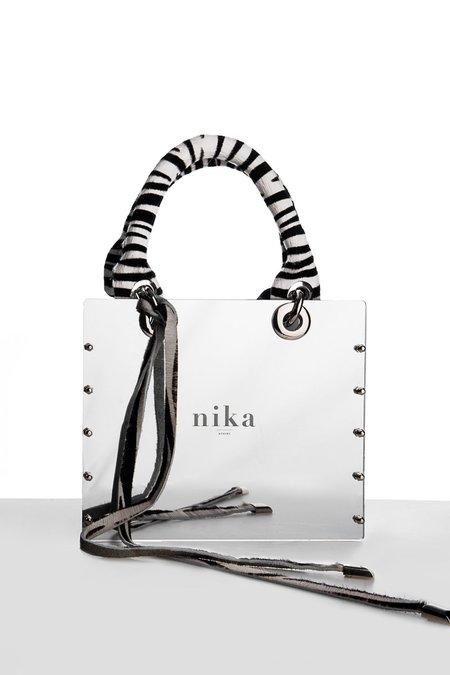 NIKA AMARYLLIS - Black/White