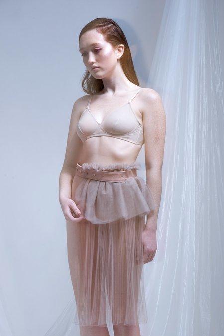 NIKA TAURUS Belt - Nude