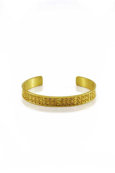 R by RANIA XEFTERI THE MYSTERY OF TROY BRACELET - 18K Gold Plated