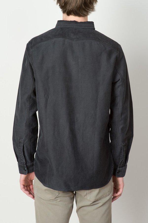 Men's RRL - Cotton-Linen Sateen Workshirt