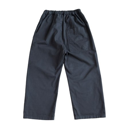 Kids Main Story Barrel Trouser - Phantom