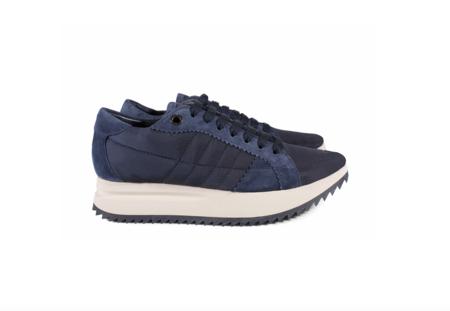 Pedro Garcia Oceania Sneaker - Navy