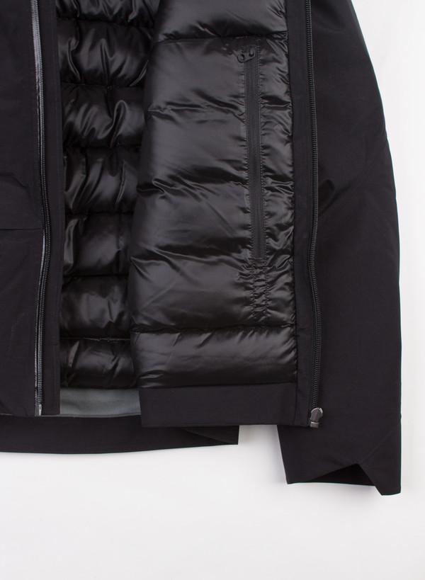 Men's Arc'teryx Veilance Node Down Jacket Black