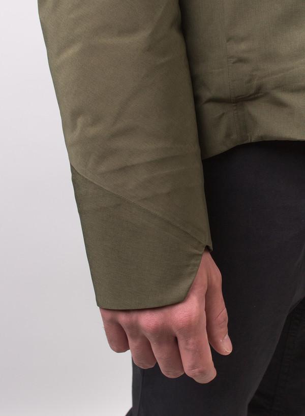 Men's Arc'teryx Veilance Node Down Jacket Moss