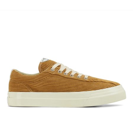 Unisex Stepney Workers Club Dellow Cord Sneakers - Tan