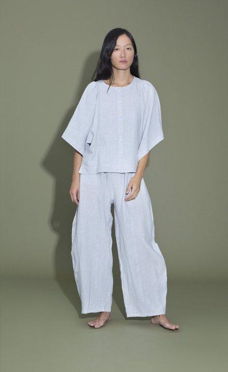 Ilana Kohn Eleanor Shirt - Cloud