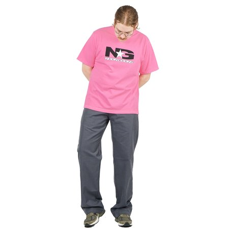 Noon Goons SPORT T TOP - RIGHT PINK