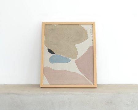 Megan Heddinger Original Abstract Painting No. 1
