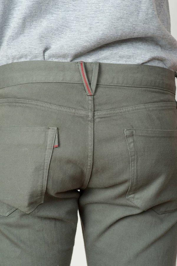 Men's M5 Selvedge Slim