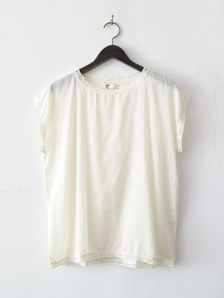 Local judith blouse - white