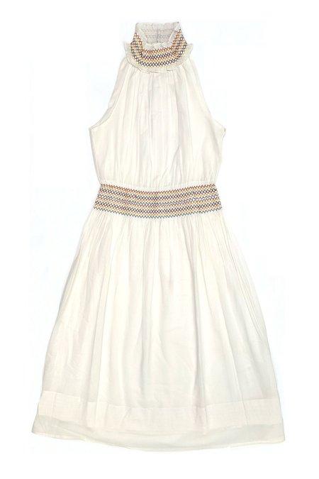 Warm Zelda Dress - Ivory