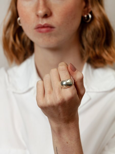 Wolf Circus Fera Ring - Silver