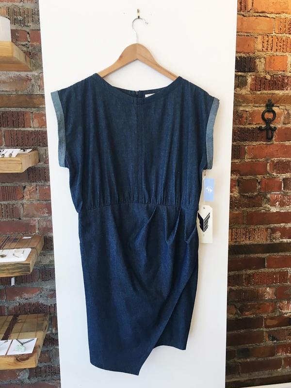Eve Gravelength Wavelength Dress