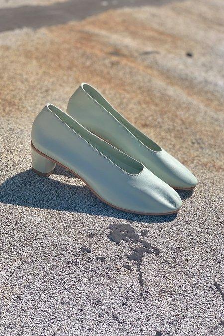 Martiniano High Glove Shoe - Sage