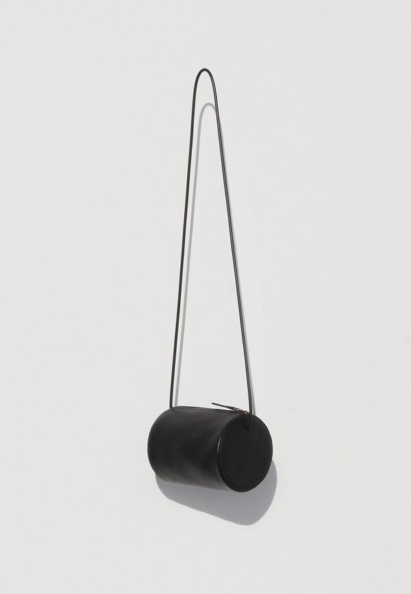 Building Block Cylinder Sling in Black