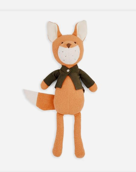 Kids Hazel Village Owen the Fox in Tailcoat