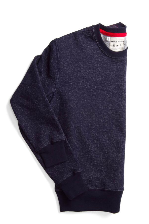 Bridge & Burn Columbiaknit Sweatshirt Navy