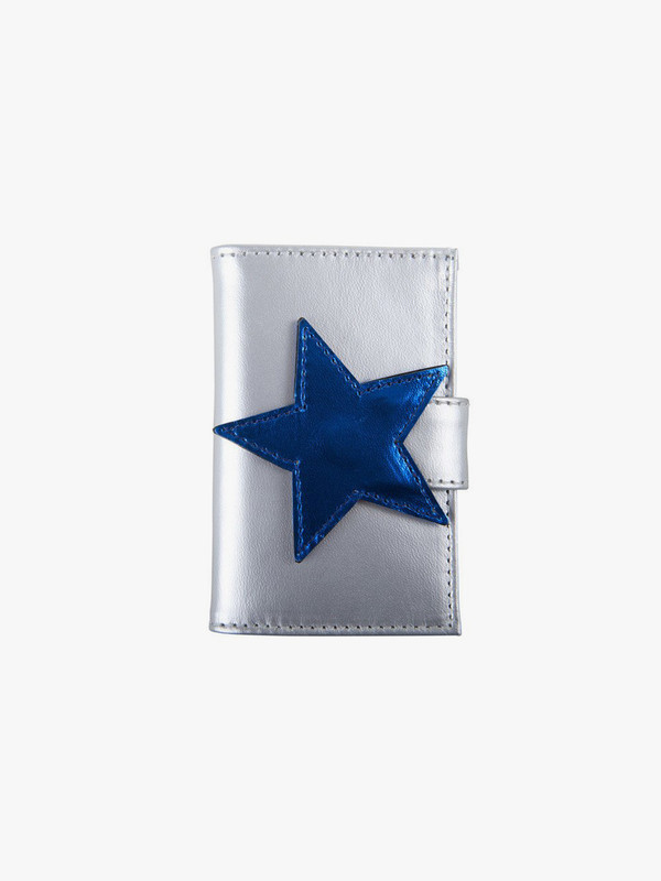 Welcome Companions Small Star Wallet Silver