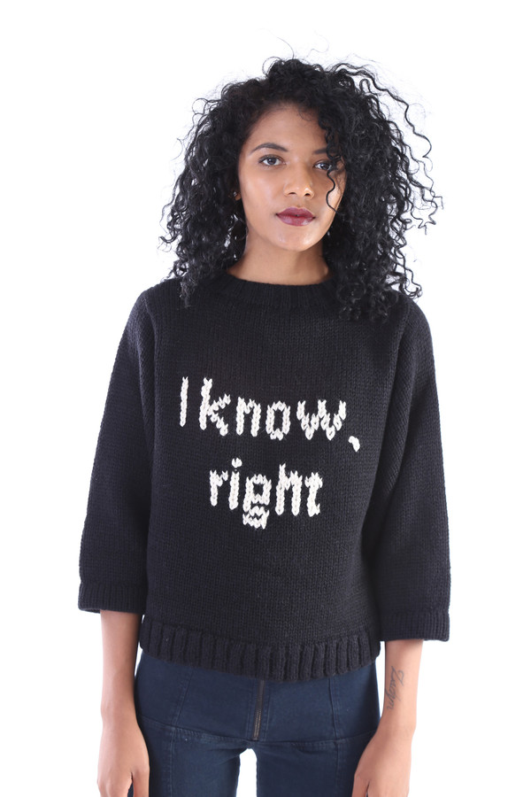 Smythe I Know Sweater
