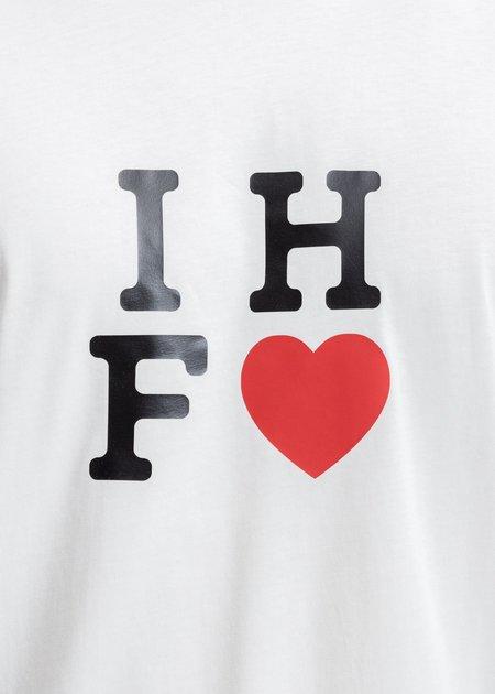 Sunnei IHF Logo T-Shirt - White