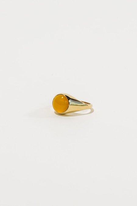 Luiny Primary Ring - Yellow Onyx