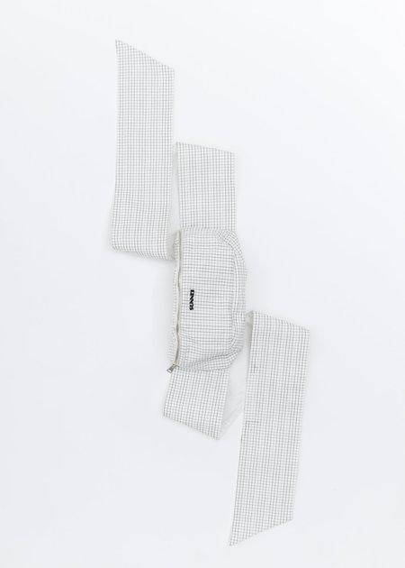 Sunnei Waist Bag - White