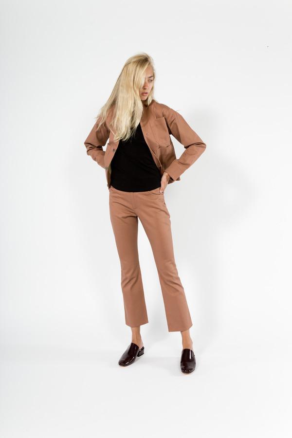 Nomia Cropped Jean