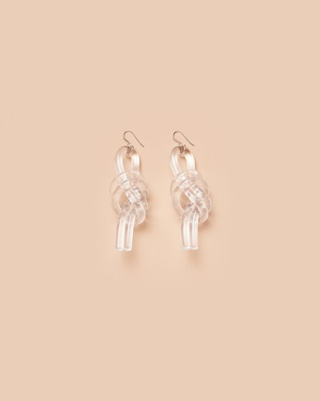 Corey Moranis Double Knotted Earring