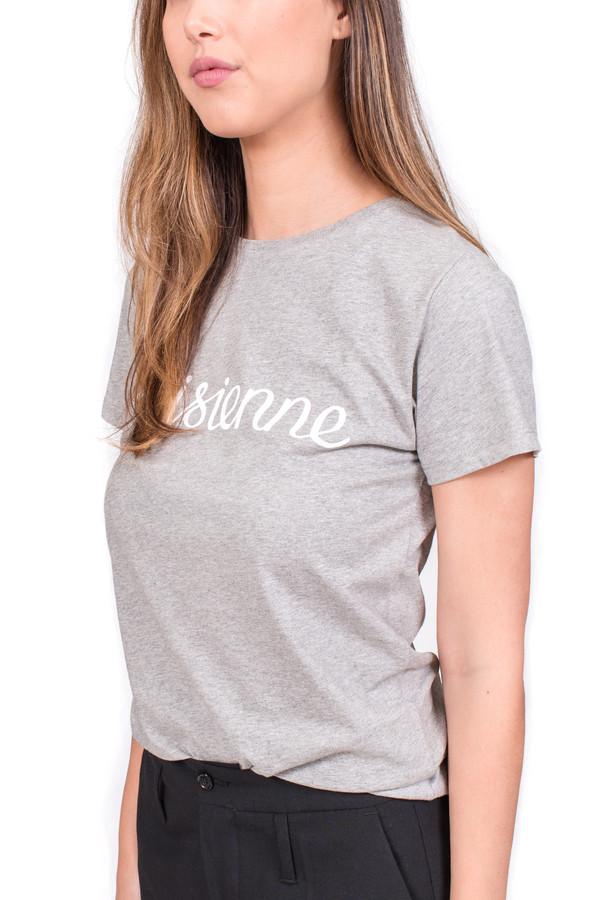 Maison Kitsune Tee Shirt Parisienne