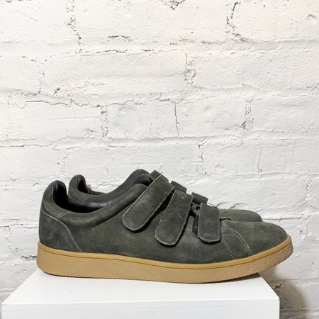 [pre-loved] Jerome Dreyfuss Low Top Sneakers - charcoal