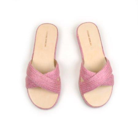 Ariana Bohling Flor Sandal - Pink