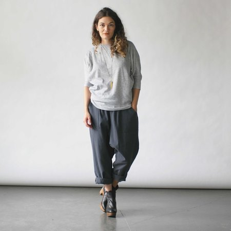 Rebe Barney Pants in French Blue