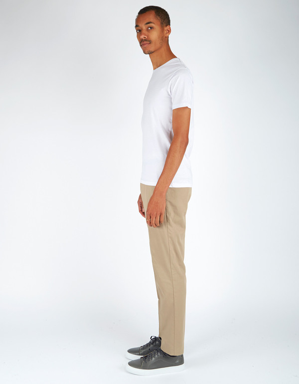 Men's No Nationality Theo Trouser Brown