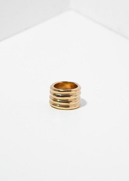 FARIS Stack Ring - Bronze