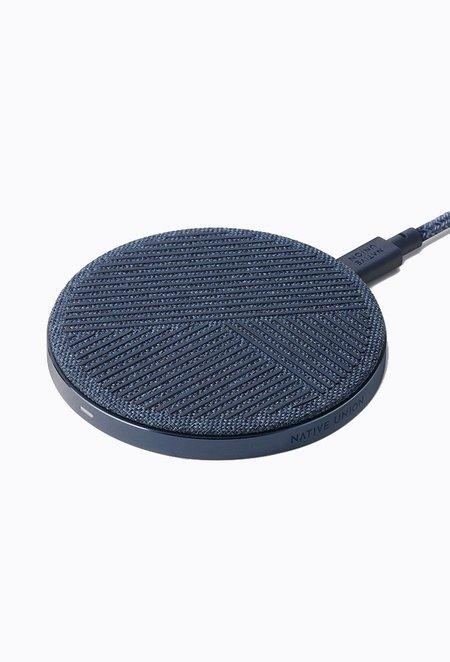 Native Union Drop Wireless Charger - Indigo