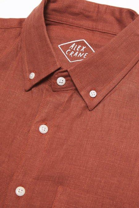 Alex Crane Playa Shirt - Sequoia