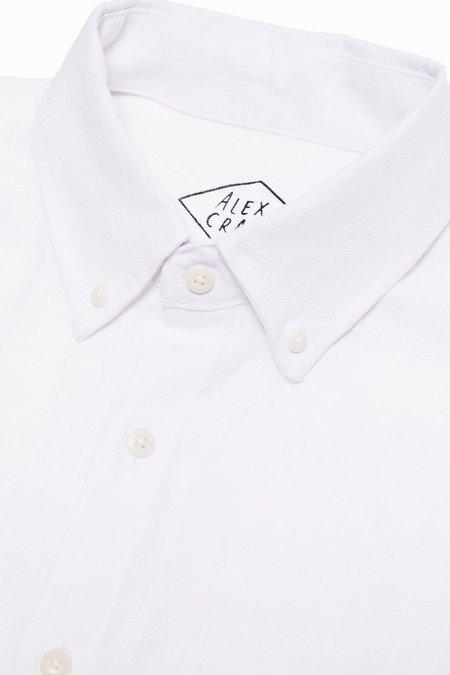 Alex Crane Playa Shirt - Snow