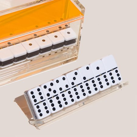 Luxe Dominoes El Catire Domino Set