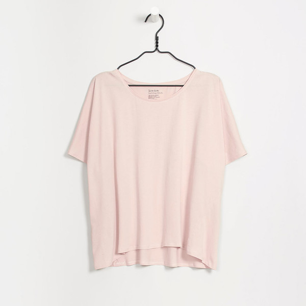 Kowtow Blush Oversized Tee