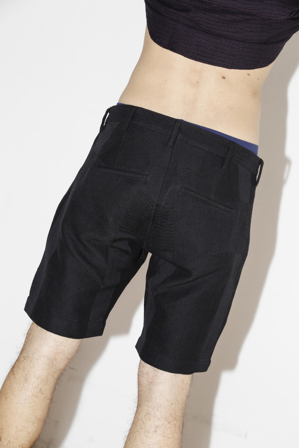 Men's Neuba Black Short