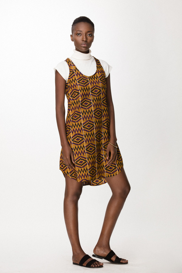 Osei-Duro Runa Dress in Navrongo
